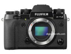 Fuji X T2 mirrorless camera 3